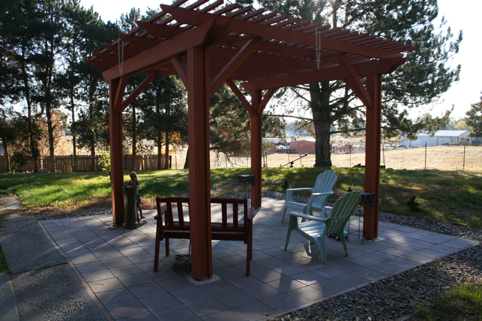 Pergola in West Pasco
