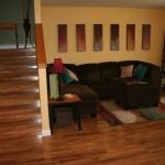 Laminate Flooring Livingroom